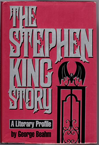 9780836279894: The Stephen King Story