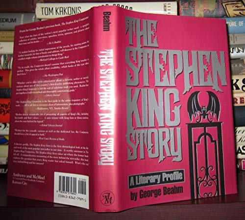 9780836280043: The Stephen King Story