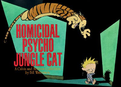 9780836284669: Homicidal Psycho Jungle Cat