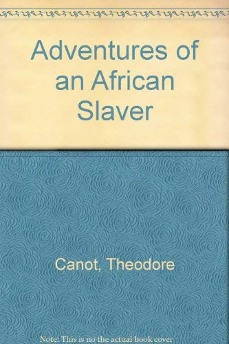 9780836300000: Adventures of an African Slaver