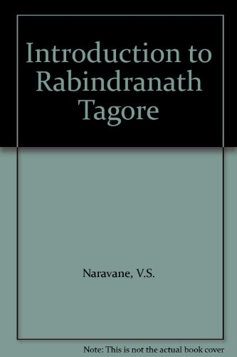 9780836401301: Introduction to Rabindranath Tagore