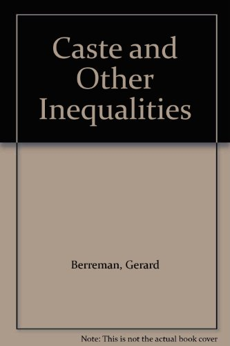 9780836407754: Caste and Other Inequalities