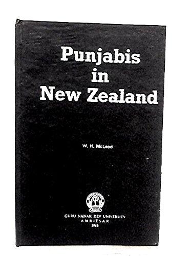 9780836419078: Punjabis in New Zealand: A History of Punjabi Migration 1890-1940