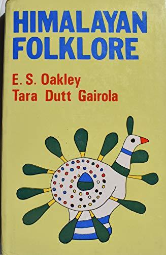 9780836423914: Himalayan Folklore