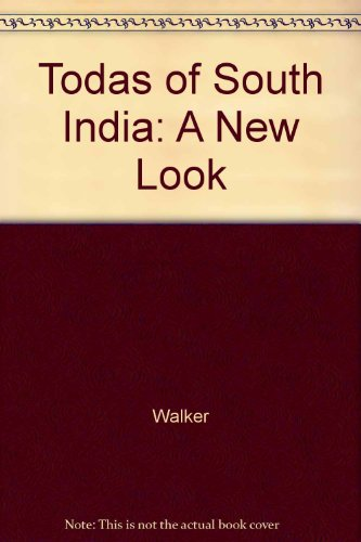 9780836429510: Todas of South India: A New Look