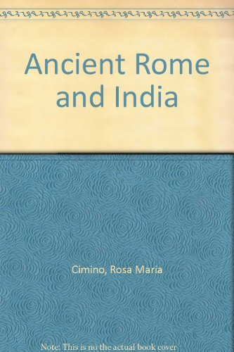 9780836429701: Ancient Rome and India