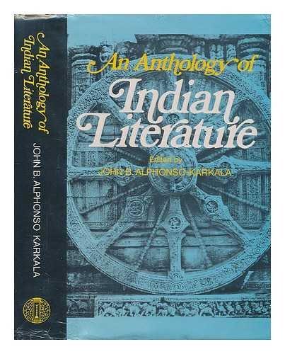 9780836430738: Anthology of Indian Literature