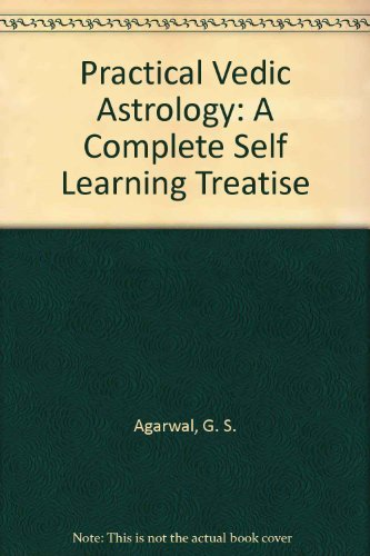 9780836455373: Practical Vedic Astrology: A Complete Self Learning Treatise