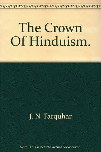 9780836457155: Crown of Hinduism