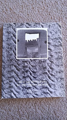 9780836458688: Mud Architecture of the Indian Desert