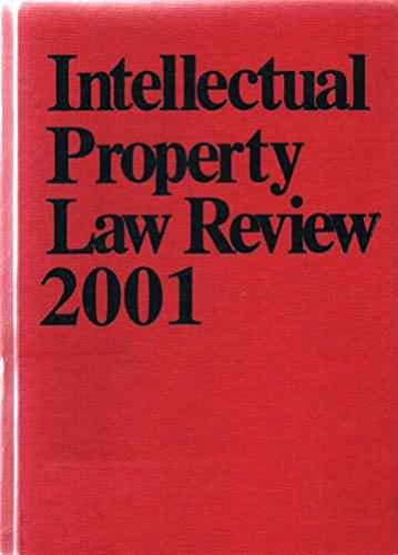 Bookseller Photo Intellectual Property Law Review - 2004 (ISBN: 0836614585