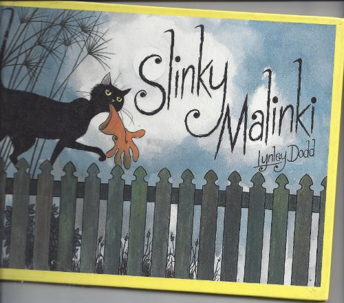 Slinky Malinki (Gold Star First Readers) (0836801970) by Lynley Dodd