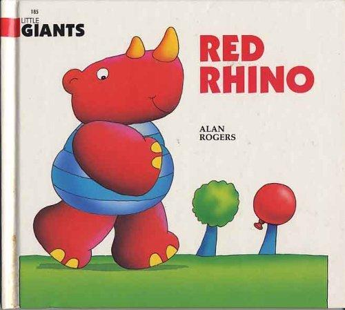 9780836804034: Red Rhino (Little Giants)