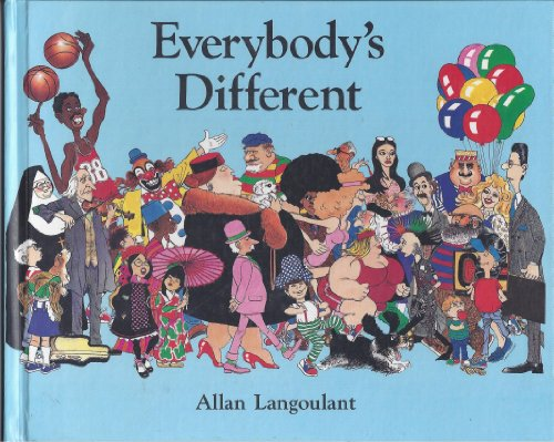 9780836804355: Everybody's Different