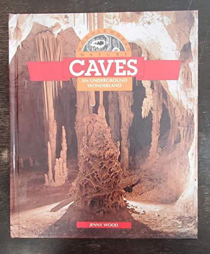 Caves: An Underground Wonderland (Wonderworks of Nature): Jenny Wood