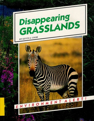 9780836804836: Disappearing Grasslands (Environment Alert!)