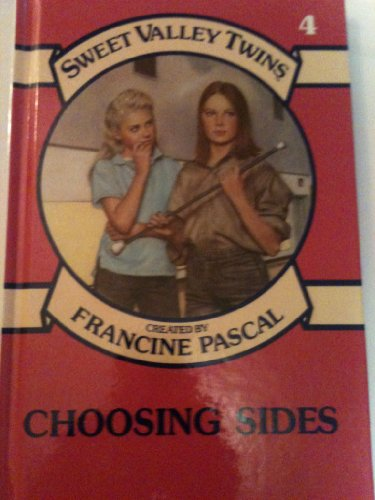 9780836805475: Choosing Sides (Sweet Valley Twins)
