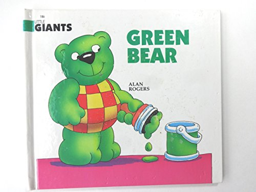 green bear: rogers, alan