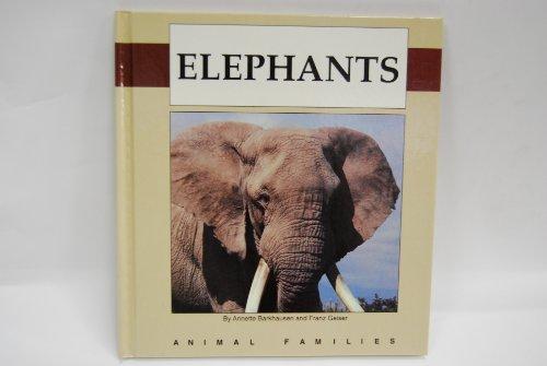 Elephants: Franz Geiser; Annette