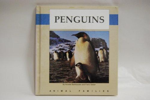 Penguins (Animal Families): Barkhausen, Annette, Geiser,