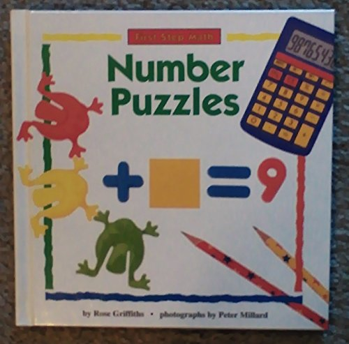 9780836811803: Number Puzzles (First Step Math)