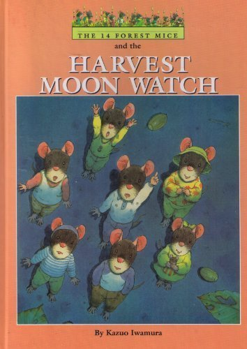 9780836812688: The 14 Forest Mice and the Harvest Moon Watch
