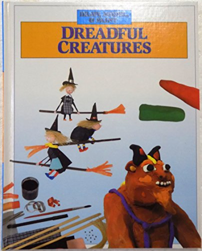 9780836815221: Dreadful Creatures (Draw, Model, and Paint)