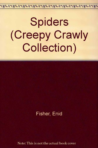 9780836815825: Spiders (Creepy Crawly Collection)