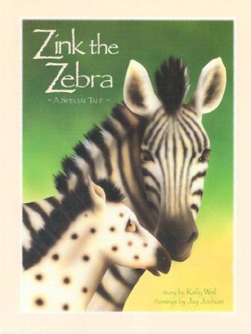 9780836816266: Zink the Zebra: A Special Tale