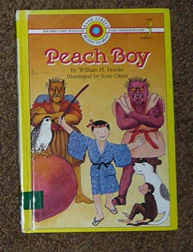 Peach Boy (Bank Street Ready-To-Read): Hooks, William H.