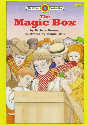 9780836817645: The Magic Box: Level 3 (BANK STREET READY-T0-READ)