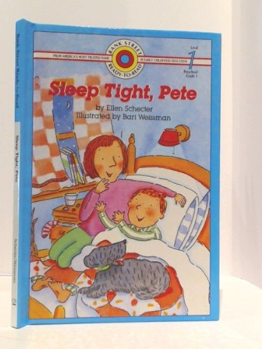 9780836817669: Sleep Tight, Pete (Bank Street Ready-To-Read)