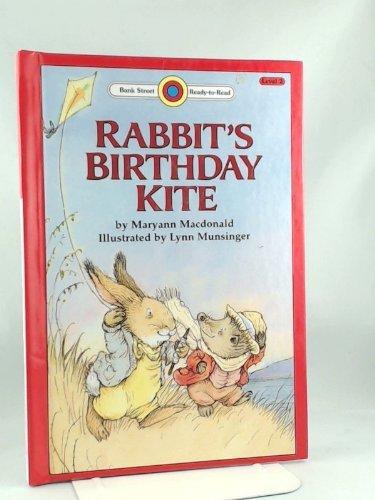 9780836817799: Rabbit's Birthday Kite (Bank Street Ready-To-Read)