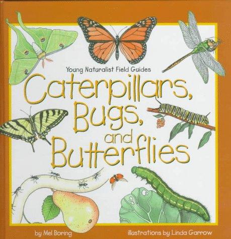 Caterpillars, Bugs, and Butterflies (Young Naturalist Field Guides): Mel Boring