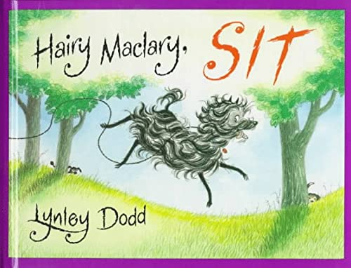 Hairy Maclary, Sit (Gold Star First Readers): Dodd, Lynley