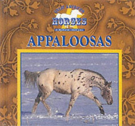 Appaloosas (Great American Horses): Victor Gentle, Janet