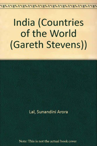 9780836822625: India (Countries of the World)