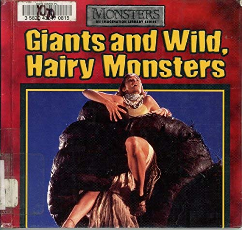 Giants and Wild Hairy Monsters: Janet Perry, Victor