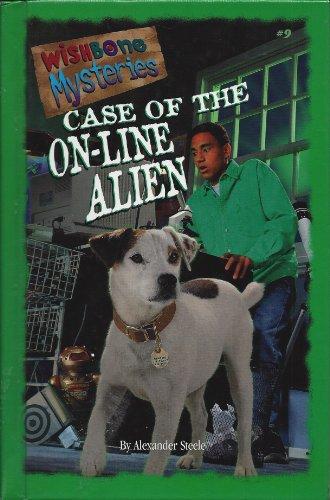9780836824490: Case of the On-Line Alien (Wishbone Mysteries)