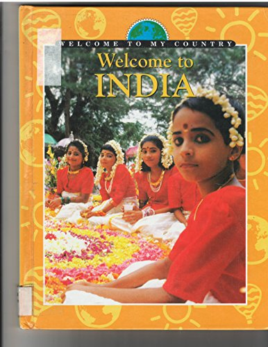 9780836824971: Welcome to India (Welcome to My Country)