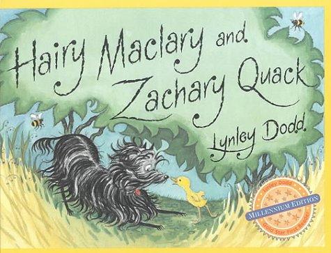 Hairy Maclary and Zachary Quack (Gold Star: Dodd, Lynley