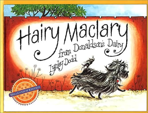Hairy Maclary from Donaldson's Dairy (Gold Star: Dodd, Lynley
