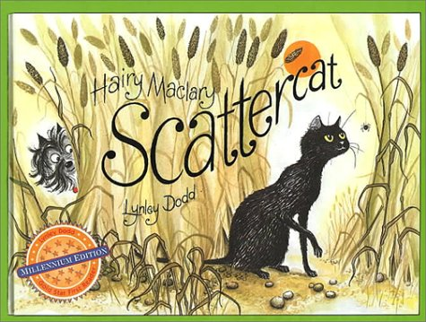 Hairy Maclary Scattercat (Gold Star First Readers): Dodd, Lynley