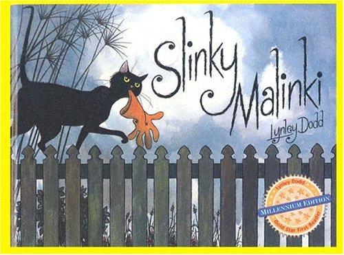 9780836827842: Slinky Malinki (Gold Star First Readers)
