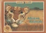 9780836830385: African Animals (Animal Worlds)