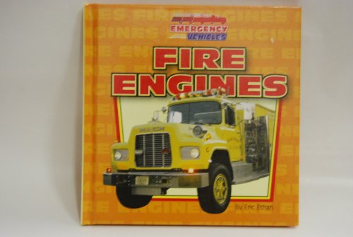 9780836830453: Fire Engines (Emergency Vehicles)