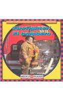 Firefighter/El Bombero (People in My Community) (English and Spanish Edition): Gorman, Jacqueline ...