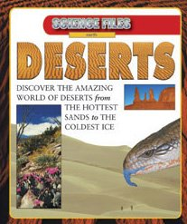 9780836835663: Deserts (Science Files: Earth)