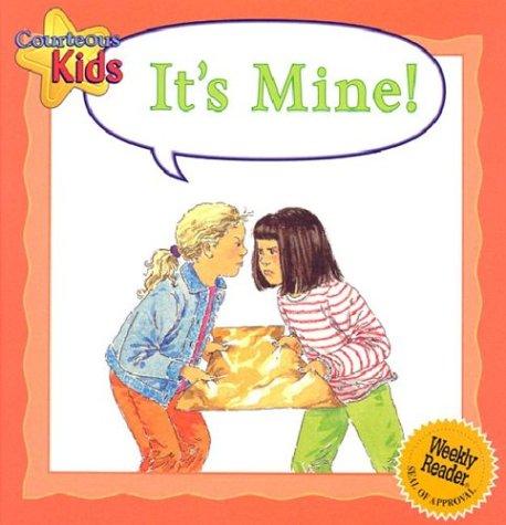 It s Mine! (Hardback): Janine Amos