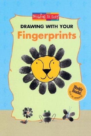 9780836836288: Drawing With Your Fingerprints (Drawing is Easy)
